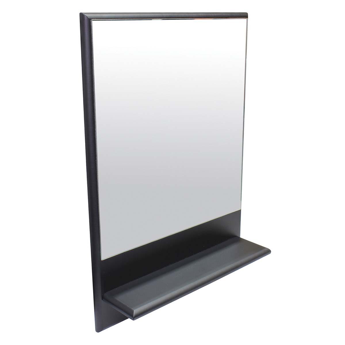 bathroom mirror shelf mah l ools. Black Bedroom Furniture Sets. Home Design Ideas