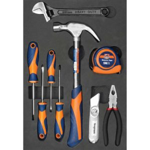 FRAGRAM ESSENTIAL 9PC Home Tool Kit is now in stock