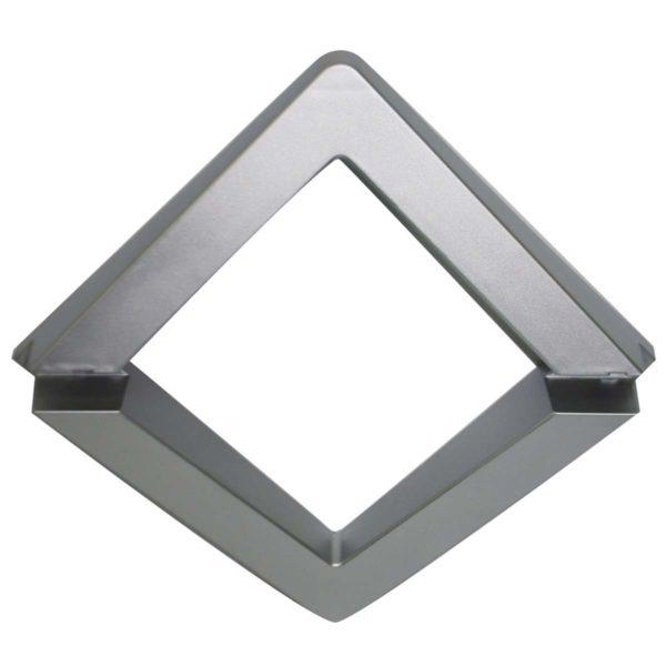 Diamond Bracket Set Silver L Gt Ools
