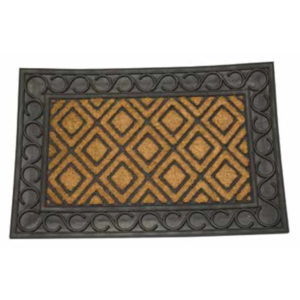 DECORATIVE COIR MAT