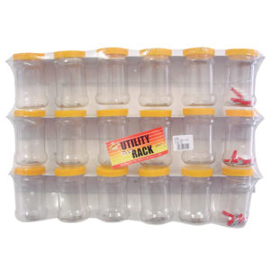 BOTTLE WITH RACK 3-TIER