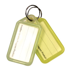 KEYTAG CLICK TYPE CARDED 4